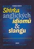 Sbírka anglických idiomů  a slangu - obálka