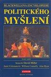 Blackwellova encyklopedie politického myšlení - obálka