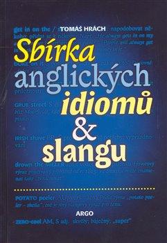 Obálka titulu Sbírka anglických idiomů  a slangu