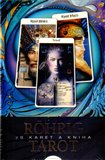 Röhrig Tarot - Semdesát osm karet a kniha - obálka
