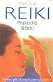 Reiki - praktické léčení (Pomoc při běžných onemocněních) - obálka