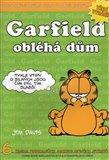 Garfield obléhá dům - obálka