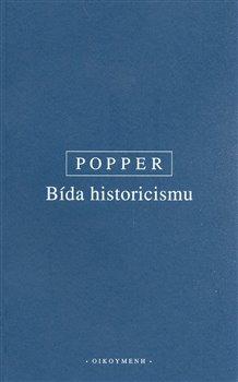 Obálka titulu Bída historicismu