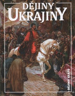 Obálka titulu Dějiny Ukrajiny