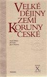 Velké dějiny zemí Koruny české X. - obálka