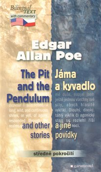 Obálka titulu Jáma a kyvadlo / The Pit and the Pendulum