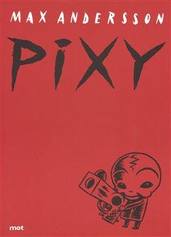Obálka titulu Pixy