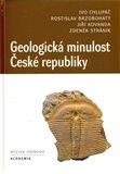 Geologická minulost České republiky - obálka
