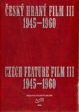 esk&#253; hran&#253; film III. / Czech Feature Film III. (1945 - 1960) - oblka