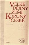 Velké dějiny zemí Koruny české XIV. - obálka