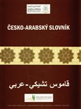 Česko-arabský slovník - obálka
