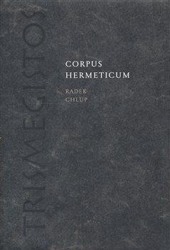 Obálka titulu Corpus Hermeticum