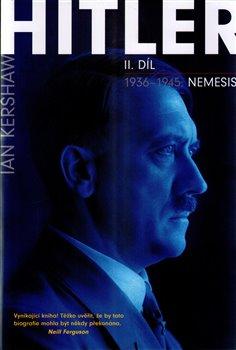 Obálka titulu Hitler 1936–1945: Nemesis