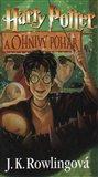 Harry Potter a Ohnivý pohár - obálka