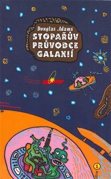 Obálka titulu Stopařův průvodce Galaxií 1.