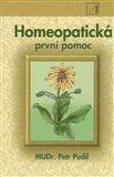 Homeopatická první pomoc - obálka