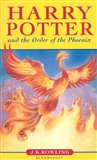 Harry Potter and the Order of the Phoenix - obálka