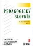 Pedagogický slovník - obálka