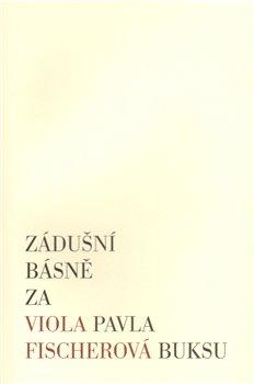 Obálka titulu Zádušní básně za Pavla Buksu