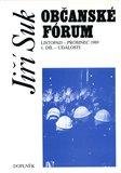 Občanské fórum - obálka