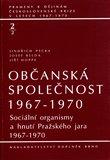 Obálka knihy Občanská společnost 67-70  2.