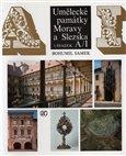 Umělecké památky Moravy a Slezska, Díl 1. A-I - obálka