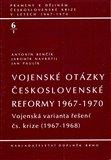 Vojenské otázky československé reformy 1967-1970 - obálka
