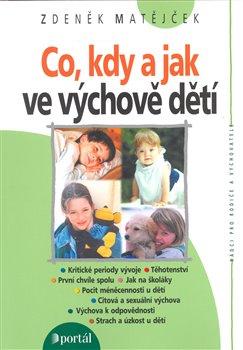 Obálka titulu Co, kdy a jak ve výchově dětí