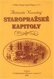 Staropražské kapitoly - obálka
