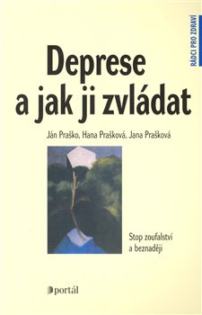 Obálka titulu Deprese a jak ji zvládat