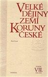 Velké dějiny zemí Koruny české VII. (1526-1618) - obálka