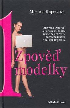 Obálka titulu Zpověď modelky I.