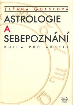 Obálka titulu Astrologie a sebepoznání