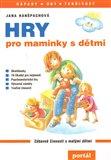 Hry pro maminky s dětmi - obálka