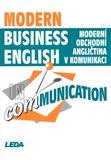 Moderní obchodní angličtina v komunikaci / Modern business English in communication - obálka