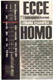 Ecce homo - z rozhlasových fejetonů - obálka