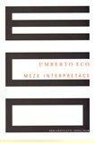Meze interpretace - obálka