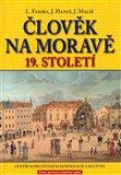 Člověk na Moravě  19. století - obálka