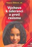 Výchova k toleranci a proti rasismu - obálka