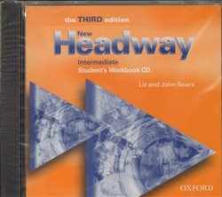 New Headway Intermediate New Edition Student´s Workbook Audio CD the THIRD ed. - Liz Soars, John Soars (1xCD-ROM)