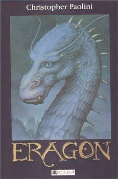 Obálka titulu Eragon