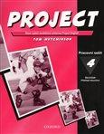 Project 4 - Pracovní sešit - obálka