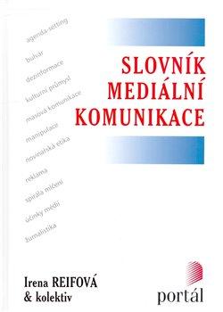 Obálka titulu Slovník mediální komunikace