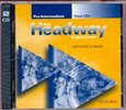 New Headway Pre-Intemediate Class Audio CDs - obálka