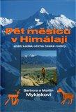 Pět měsíců v Himálaji - obálka