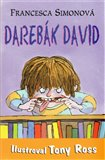 Darebák David - obálka