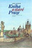 Kniha o staré Praze - obálka