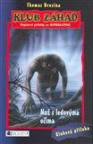 Muž s ledovýma očima (Klub záhad) - obálka