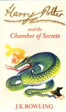 Harry Potter and the Chamber of Secrets - obálka