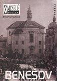 Zmizelé Čechy-Benešov (Zmizelé Čechy) - obálka